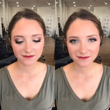 Katryna Cooke Hair and Makeup Artist